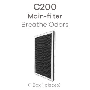 Breathe Odors main-filter for C200