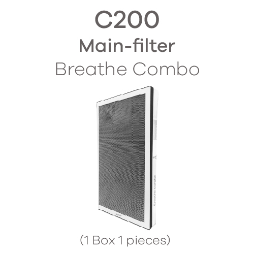 Breathe Combo main-filter for C200