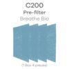 Breathe Bio pre-filter for C200