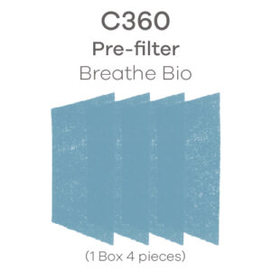 Breathe Bio pre-filter for BRISE C360